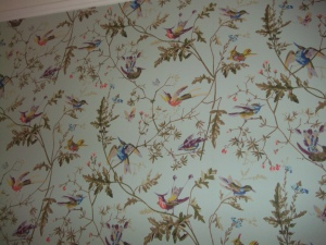 High quality wallpapering in Nottingham