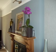 Interior painting and decorating in Nottingham.